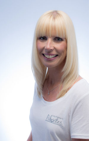 Lucy Palmer, Level 3 Pilates Instructor