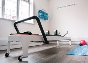 Pilates studio and equipment in North Wales