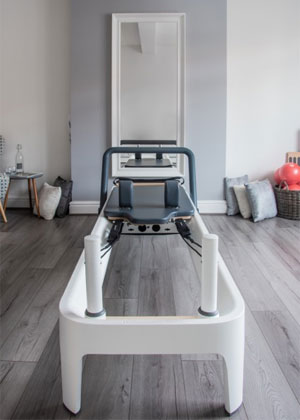 Pilates studio in North Wales